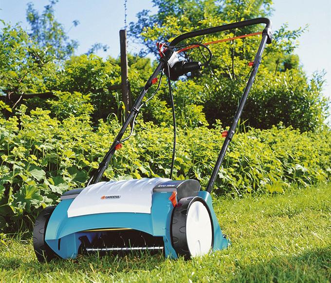 Escarificador Gardena EVC 1000